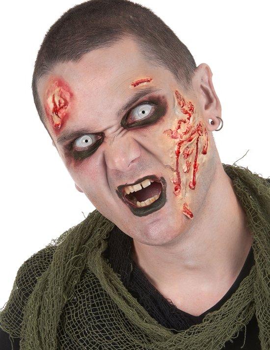 Halloween Zombie Schmink.Halloween Zombie Make Up Set Volwassenen Schmink