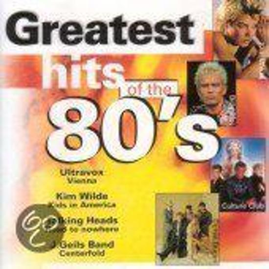 Greatest Hits/80's