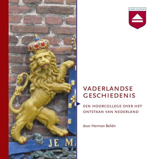 Boek cover Vaderlandse Geschiedenis van Herman Belien (Onbekend)