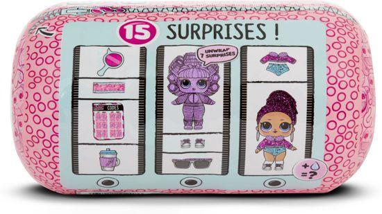 L.O.L. Surprise Eye Spy Under Wraps bal - 4.1