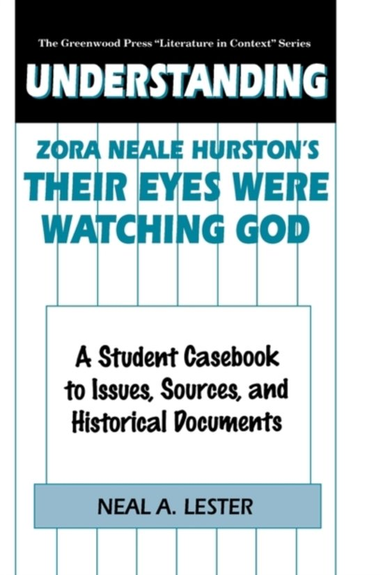 the issue of feminism in their eyes were watching god a novel by zora neale hurston