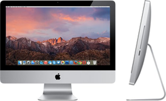 Apple iMac MC309N/A 21.5 - Quad-Core i5 2.5ghz / 4GB / 500GB / ATI HD 6750m 512mb / 21.5 inch / QWERTY