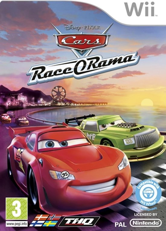 Cars Race-O-Rama kopen