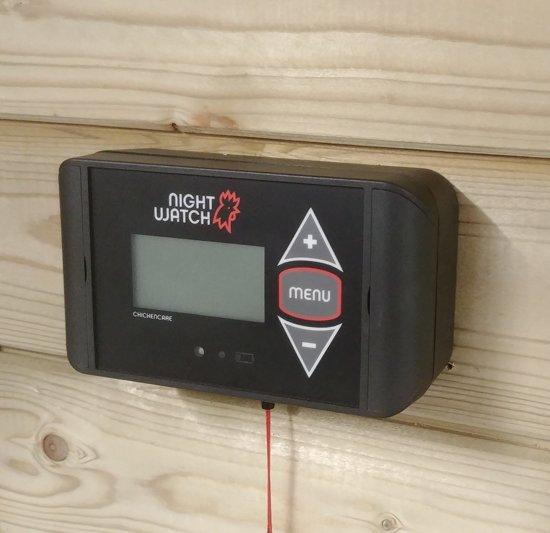 Nightwatch hokopener met deur kit