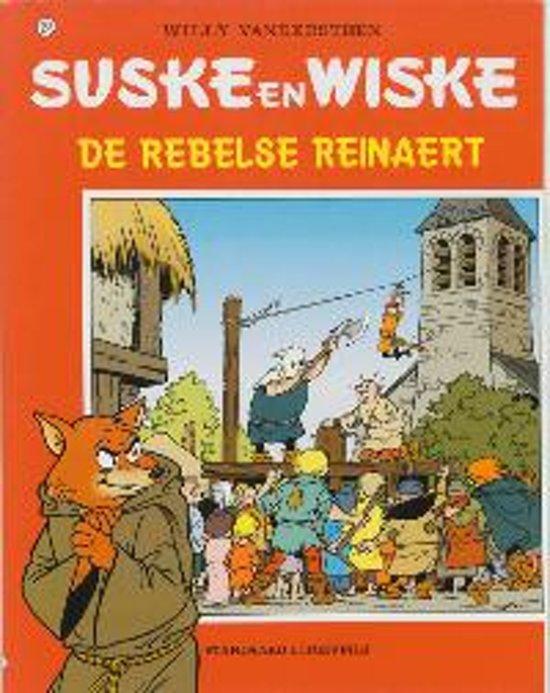 Citaten Uit Reinaert De Vos : Bol suske en wiske de rebelse reinaert willy