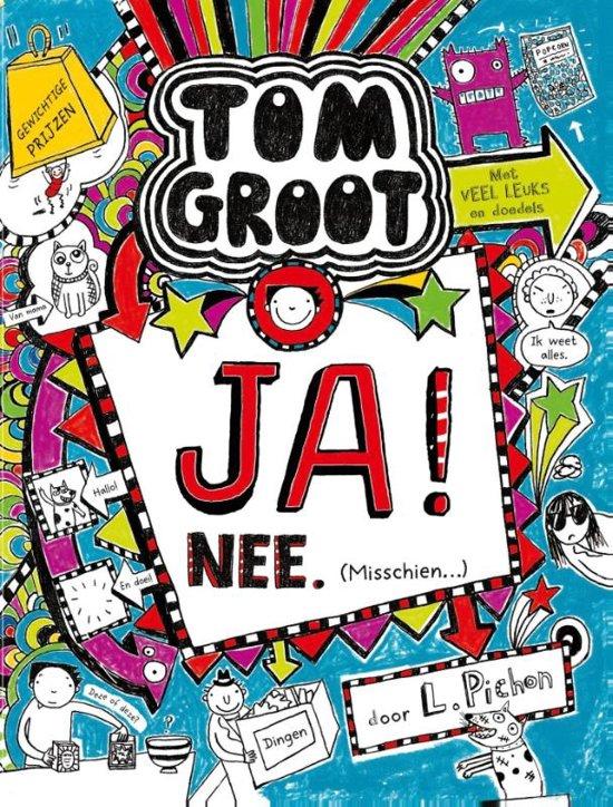 Tom Groot 8 - Ja! Nee.