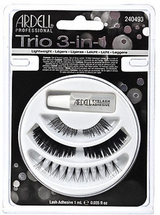 Foto van Ardell Trio 3-in-1 Nepwimpers