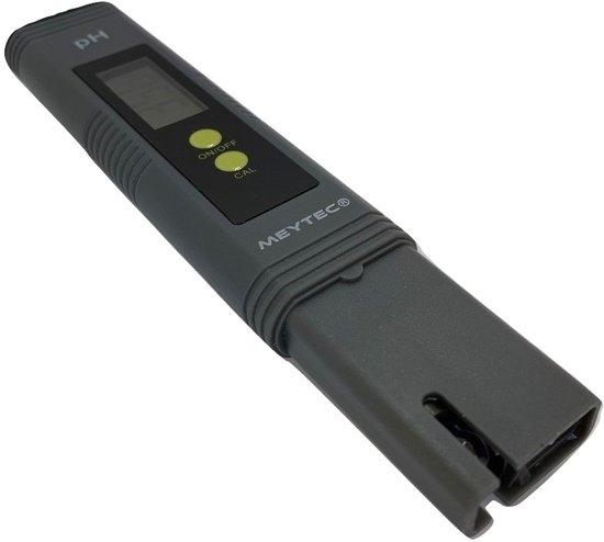PH Meter - Digitale pH-Meter voor Zwembad, Vijver, Aquarium en spa