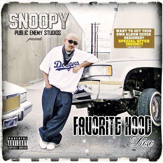 Favorite Hood Disc