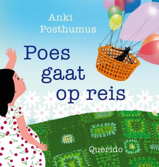 Boek cover Poes Gaat Op Reis van Anki Posthumus