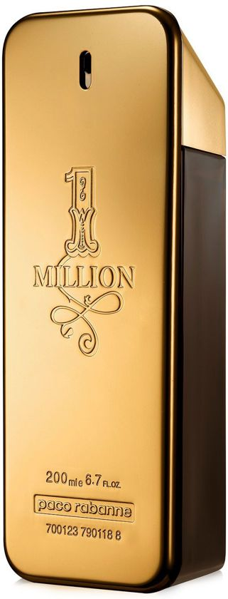 Paco Rabanne 1 Million 200 ml - Eau de toilette - for Men