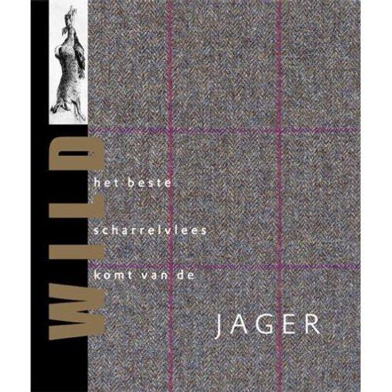 Boek cover Wild van Ronald Timmermans (Hardcover)