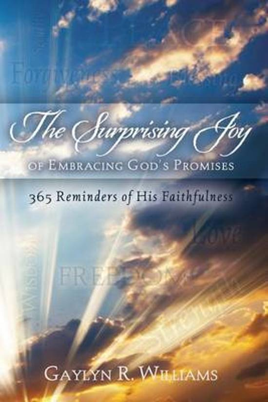 The Surprising Joy of Embracing God's Promises
