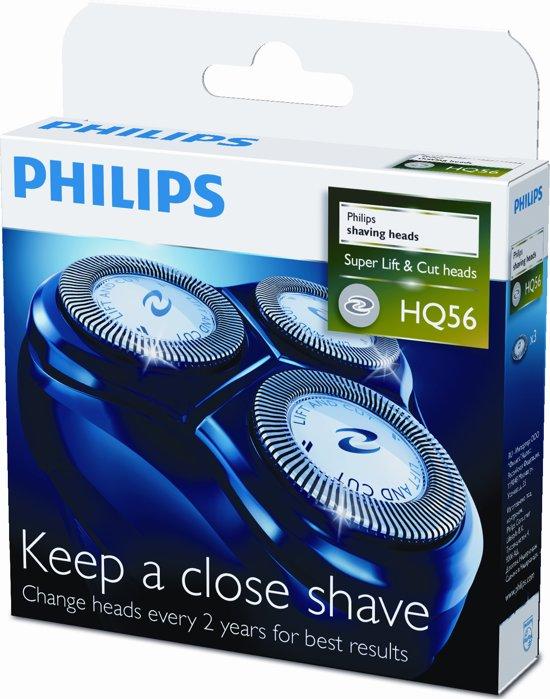 Philips HQ56/50 - Scheerkoppen - 3 stuks