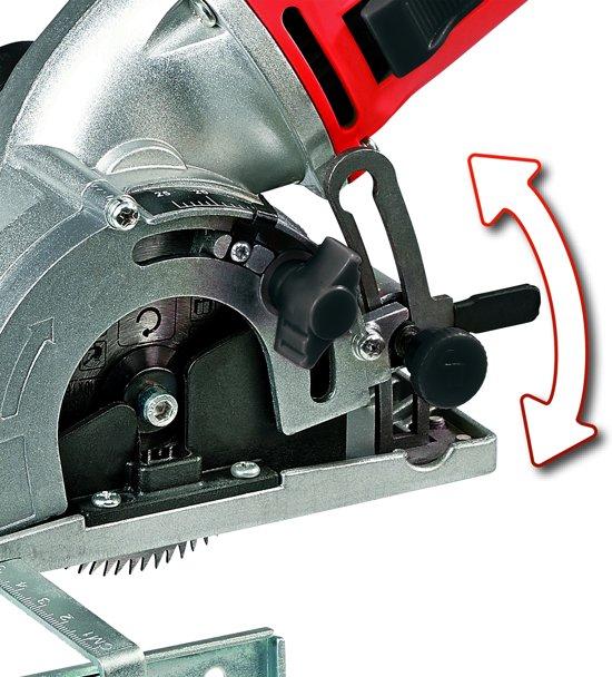 Einhell TC-CS 860 Kit Mini Handcirkelzaag