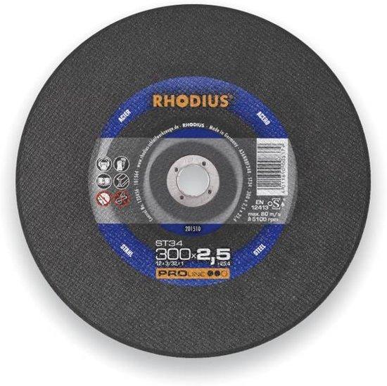 Rhodius Schijf 350 x 3,0 x 25,4 mm