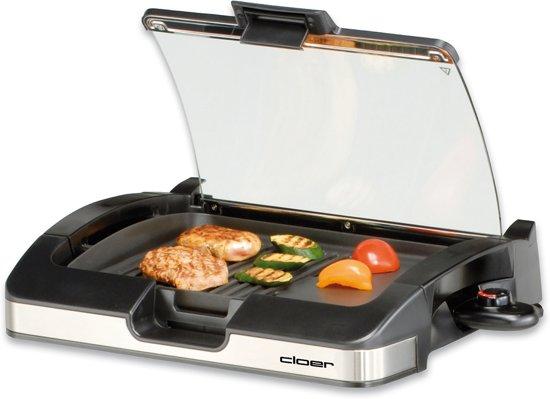 Cloer 6720 Schwarz Elektrische Barbecue