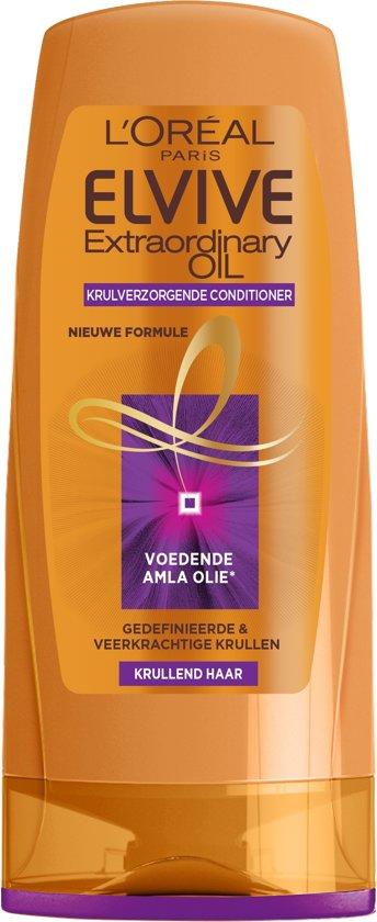 L'Oréal Paris Elvive Extraordinary Oil Krulverzorging - 200ml - Conditioner