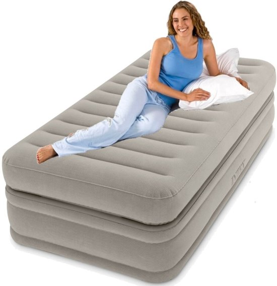 Intex Prime Comfort Luchtbed Twin