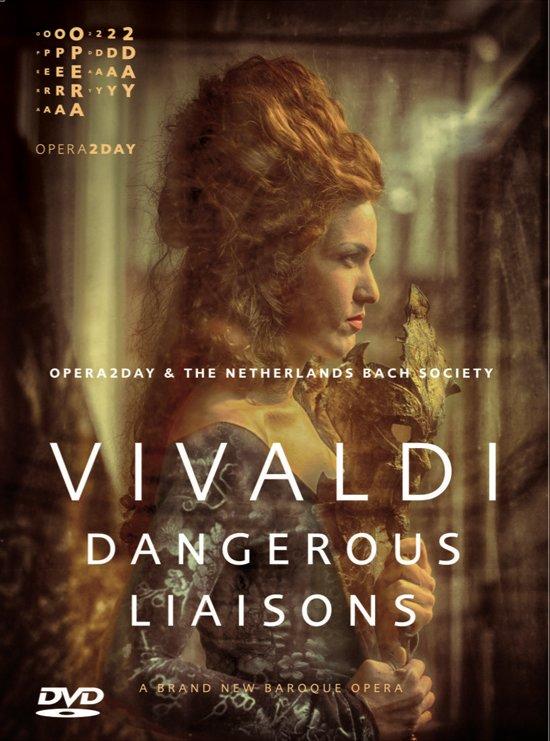 DVD Vivaldi - Dangerous Liaisons