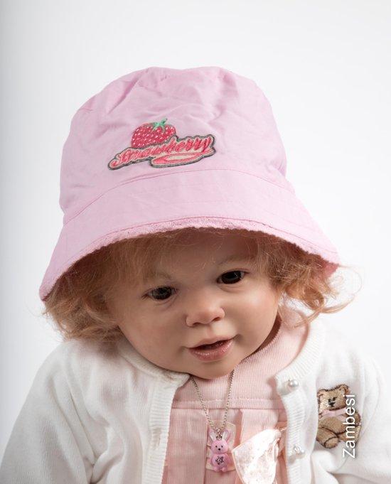 Bolcom Baby Zonnehoedje Jocko Met Aardbei Logo 9 18 Maanden Es