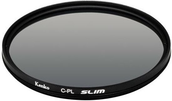 Kenko Smart C-PL slim MC Filter - 58mm