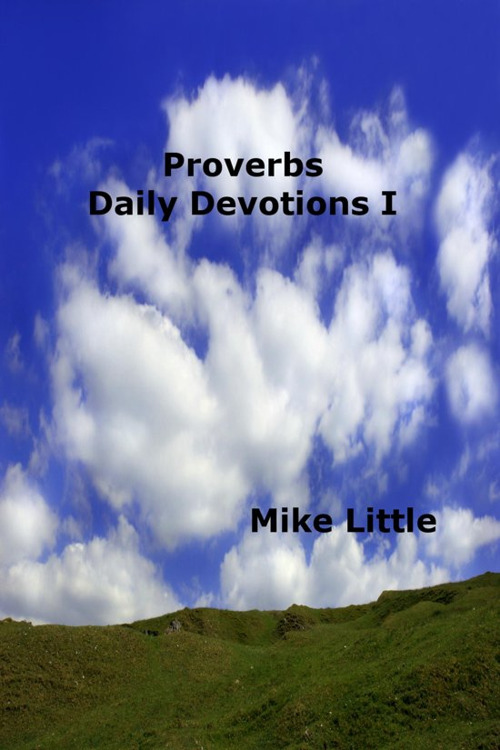 Proverbs Daily Devotions I