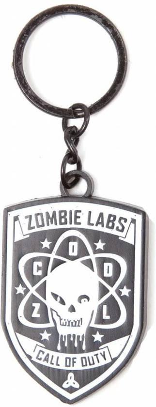 Merchandising CALL OF DUTY BLACK OPS III - Zombie Labs Keychain