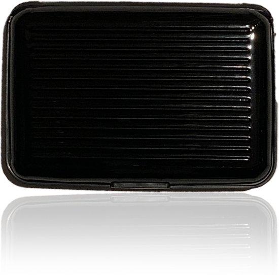 e68f940e452 Pashouder | compacte houder voor pasjes | case voor pasjes | beveiligd  tegen skimmen!