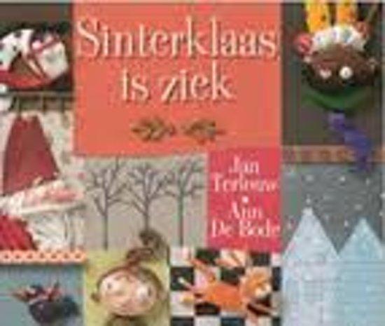 Sinterklaas is ziek