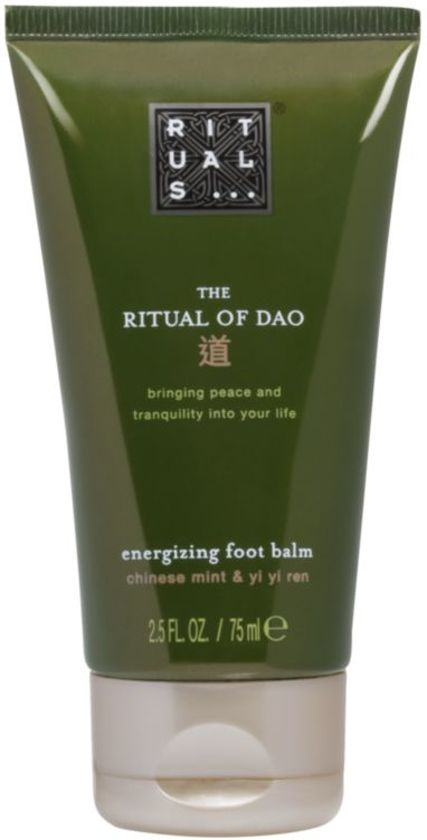 RITUALS The Ritual of Dao Foot Balm - 75 ml - Voetcrème