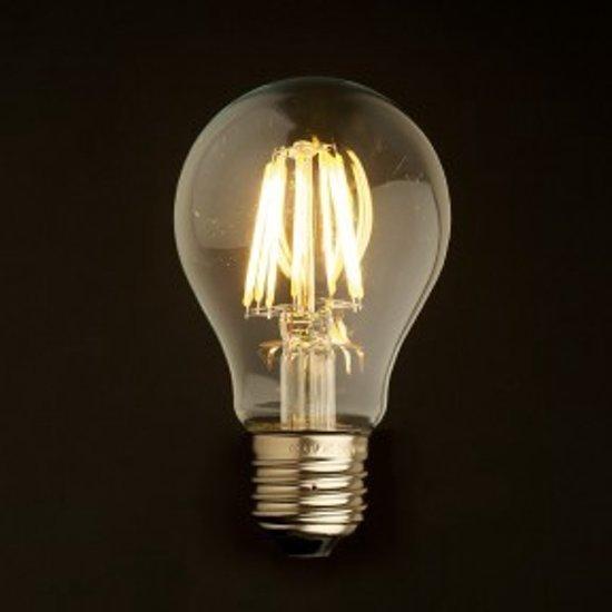 bol.com | E27 Vintage led lamp 6w Warmwit dimbaar warm-wit