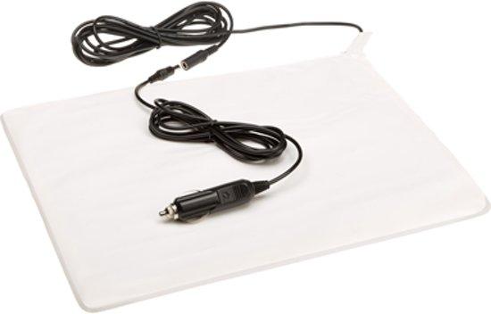 Ferplast pet thermal mat met adapter voor auto 35x28 cm