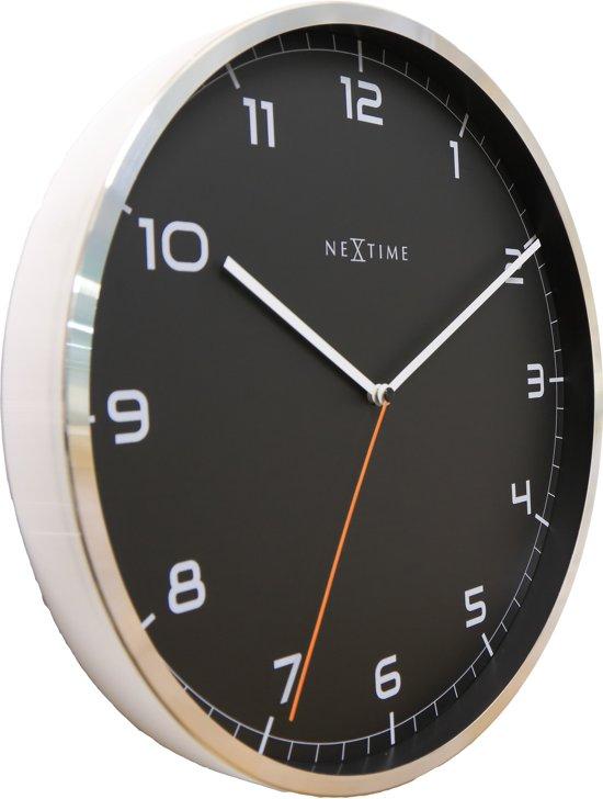 NeXtime Company Wandklok Cijfers à 35 cm