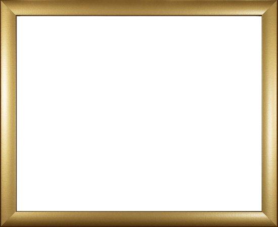 Homedecoration Colorado – Fotolijst – Fotomaat – 25 x 83 cm – goud mat