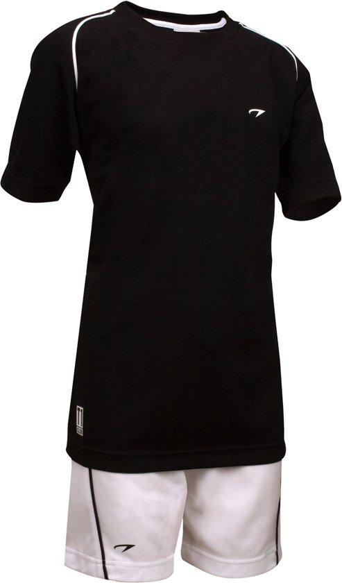 Avento Sportset Junior Jongens London Zwart/wit Maat 140