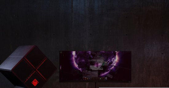 OMEN X by HP 35 - Curved Monitor