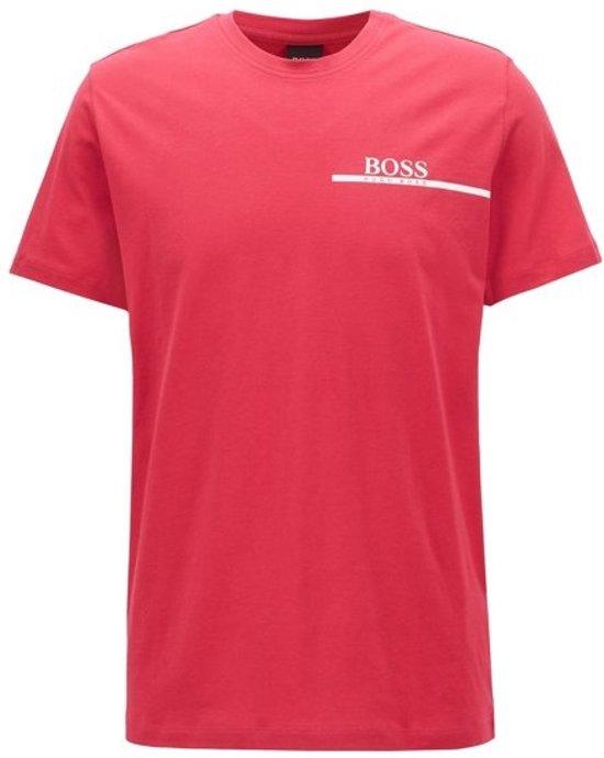 1f5b0e6233 bol.com   HUGO BOSS T-SHIRT CREW NECK 24 LOGO VAN KATOEN BRIGHT RED