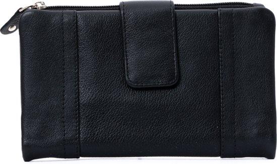744821f726e bol.com | LeonDesign - 16-W1482-04 - zwart - dames - portemonnee - zwart