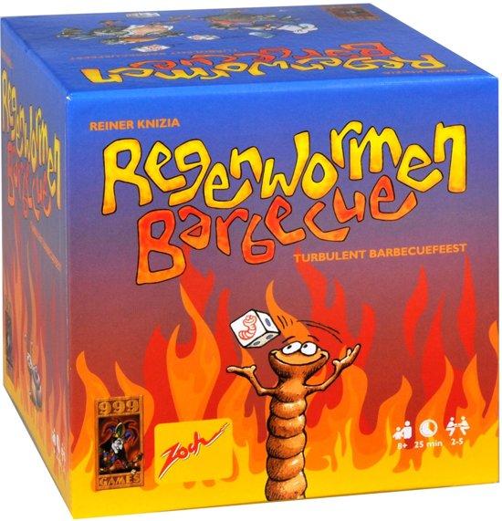 Afbeelding van het spel Regenwormen BBQ