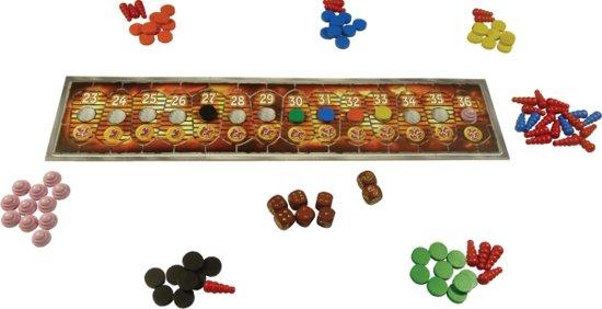 Thumbnail van een extra afbeelding van het spel Regenwormen BBQ