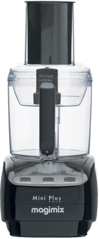 Magimix Le Mini Plus - Foodprocessor - Zwart