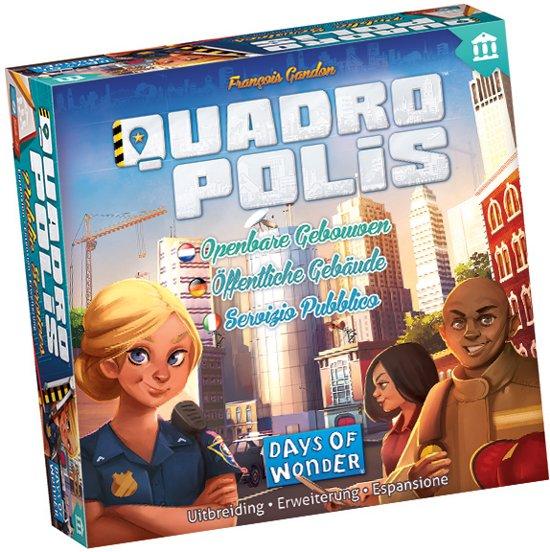 Quadropolis Openbare Gebouwen - Uitbreiding