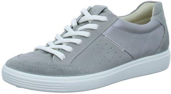 Grijs Soft Sneakers Ecco 7 W XPZiOuTk