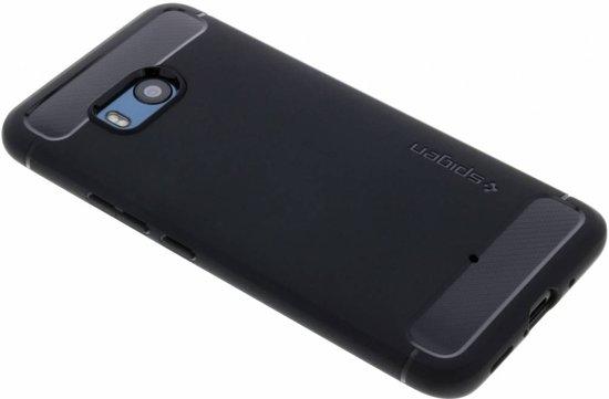 reputable site 294a6 f27f1 Spigen Rugged Armor Case HTC U11 - Black