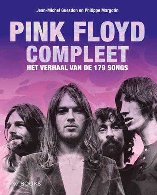 Boek cover Pink Floyd compleet van Jean-Michel Guesdon (Hardcover)