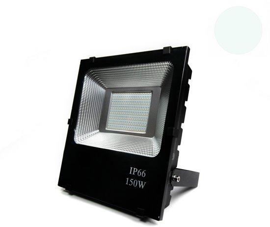 Led bouwlamp 150W IP66 koud-wit