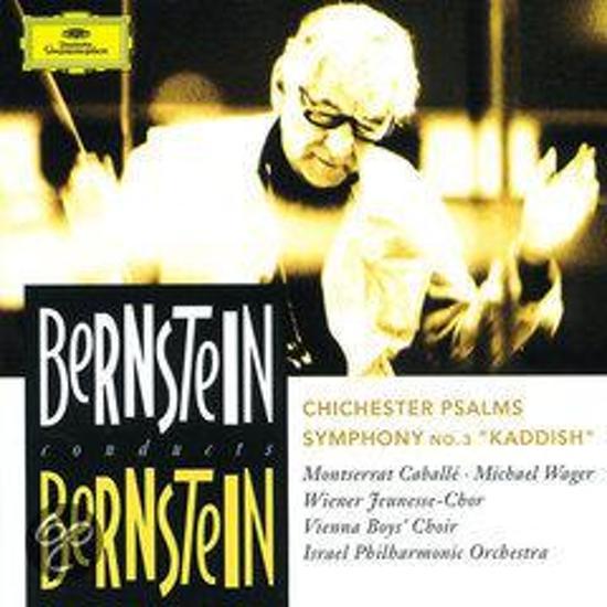Bernstein conducts Bernstein - Chichester Psalms, Kaddish