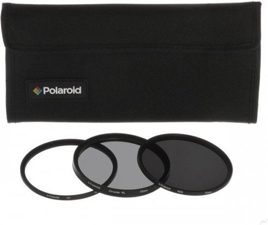 Polaroid 55mm filter kit - 3 stuks