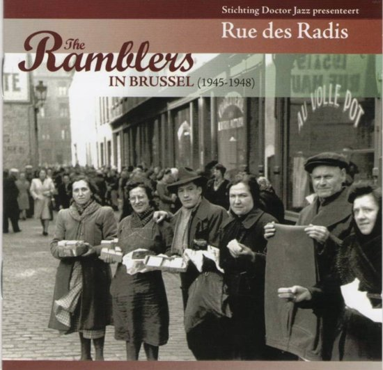 The Ramblers in Brussel